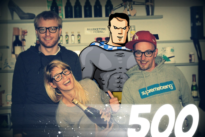 500 Highlights 1 Jahr OnPage.org