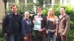 Onpage-Preisverleihung in München - Motivieren