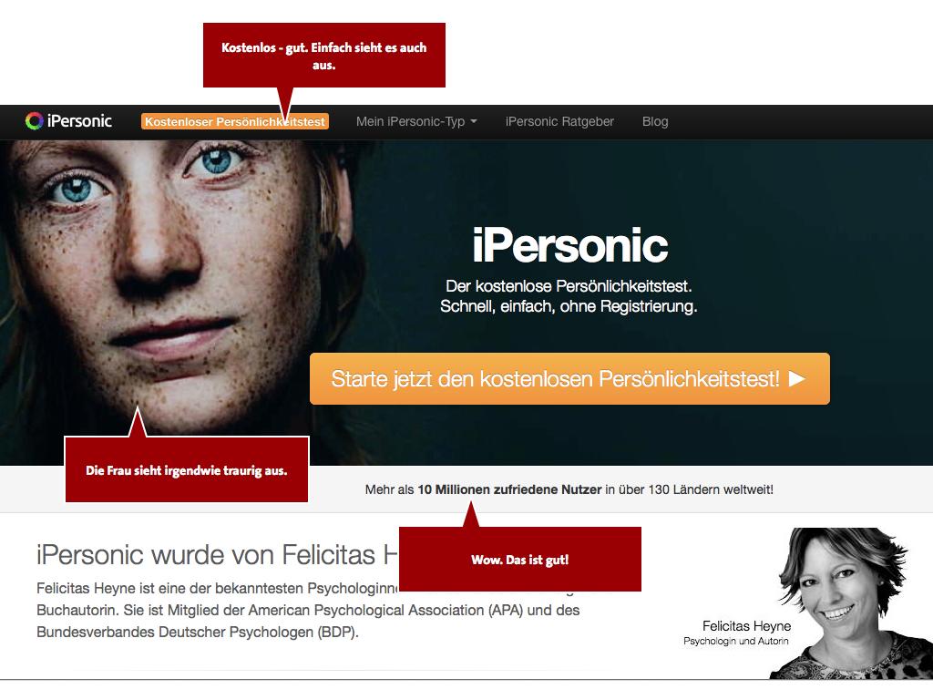 Accueil Personality Stores Boutiques en ligne Optimisation des conversions