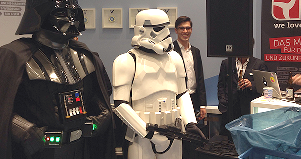 darth Recap 2014 dmexco Recap