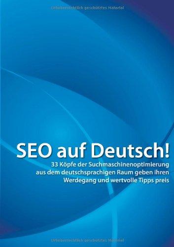 Alpar_SEO-on-German SEO Livres Référencement naturel