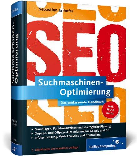 Erlhofer_Suchmaschinenoptimierung-le-manuel-détaillé SEO-Livres SEO