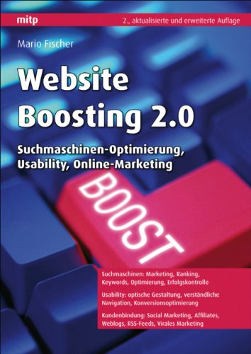 Optimisation du site Web 2.0 SEO Books SEO