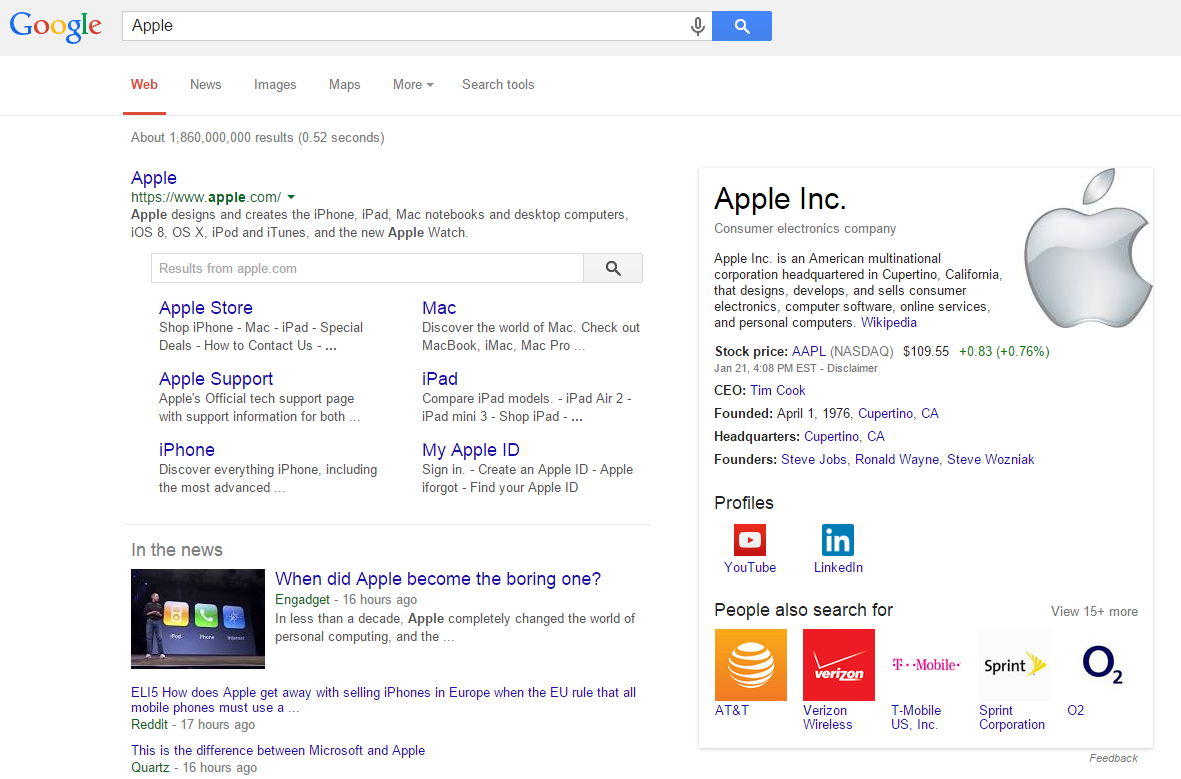 apple-google-knowledge-graph