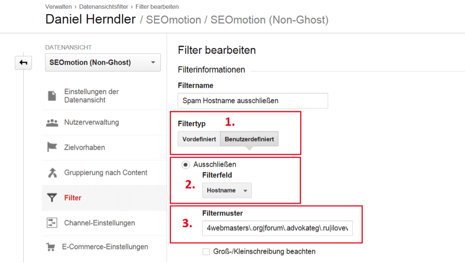 Herndler3 Utilisation de ces Google Analytics Google Analytics