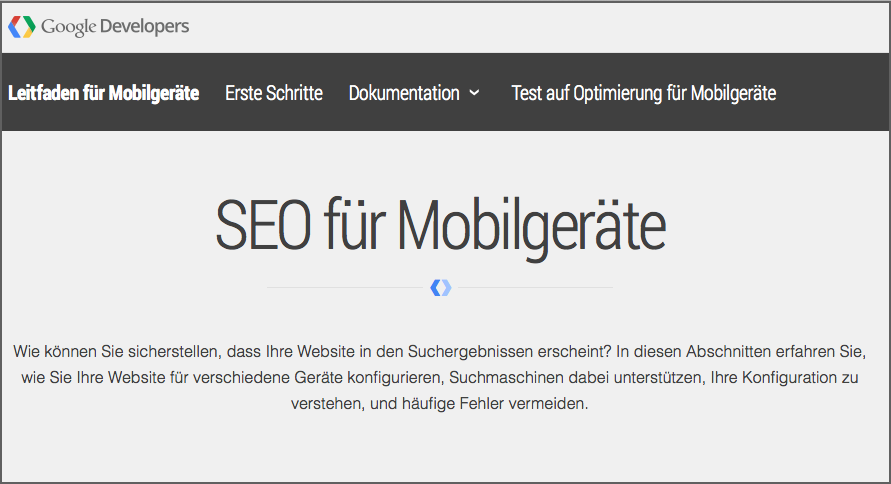 leitfaden-mobile1 Quality Search OnPage Optimierung Interview Google