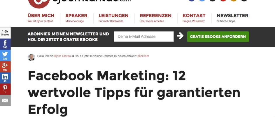 tantau5 marketing des médias sociaux médias sociaux