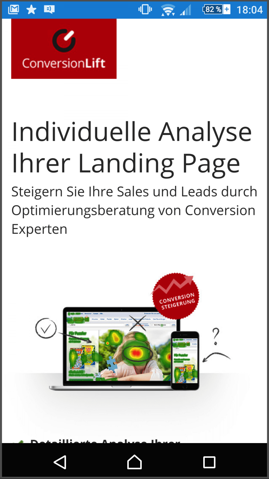 above-the-fold-e1438678532786 Mobile Marketing Conversion-Optimierung