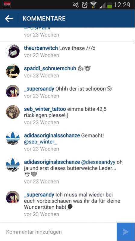 ines2 réseaux sociaux Instagram Marketing