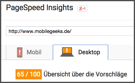 torben1 User Experience Usability SEO Page Speed Google