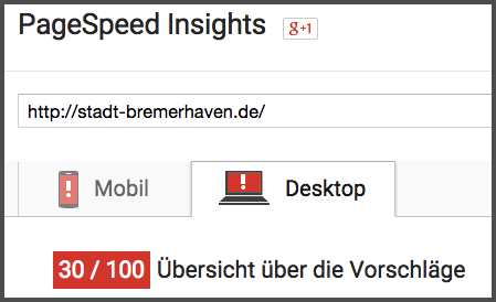torben2 User Experience Usability SEO Page Speed Google