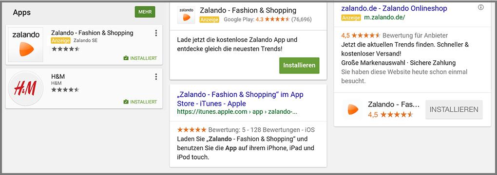 nouvelle meilleure indexation des applications de classement Google