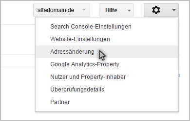 andreassaendung SEO Relance Domainwechsel