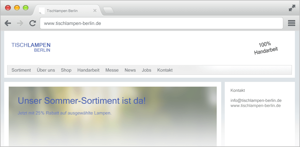 lokale-domain SEO Relaunch Domainwechsel