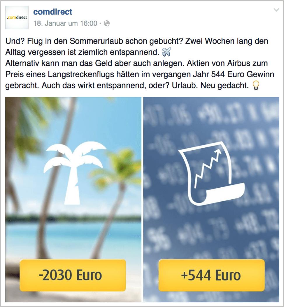 Publicité sur Facebook Emoji Marketing Emoji