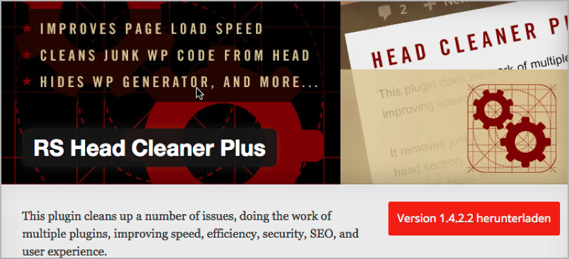 headcleaner4 Compression de code PageSpeed