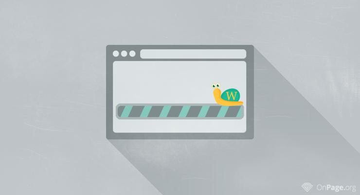 740x400 Load OptimizationWordpress-01 Page d'optimisation du moteur de recherche WordPress Temps de chargement rapide