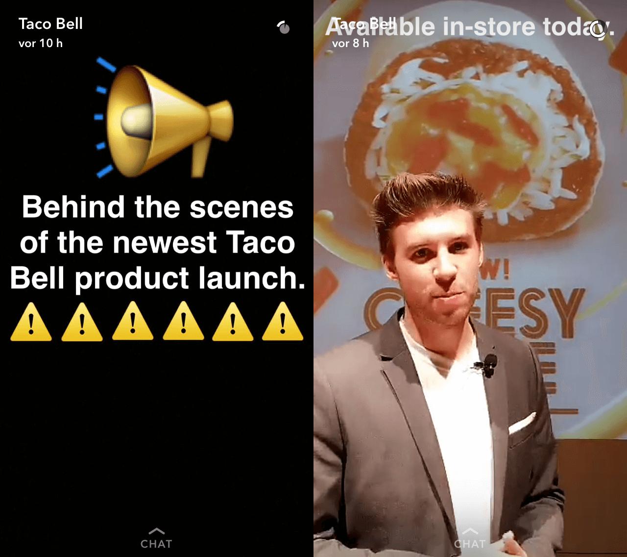 dani3-1 Snapchat des médias sociaux