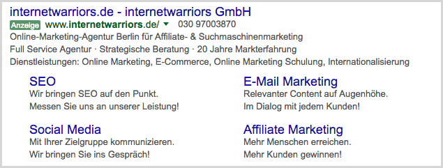 Abbildung3 SEA Google Adwords