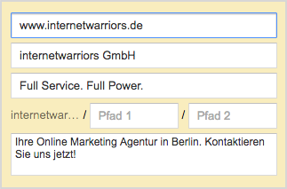 Abbildung4 SEA Google Adwords