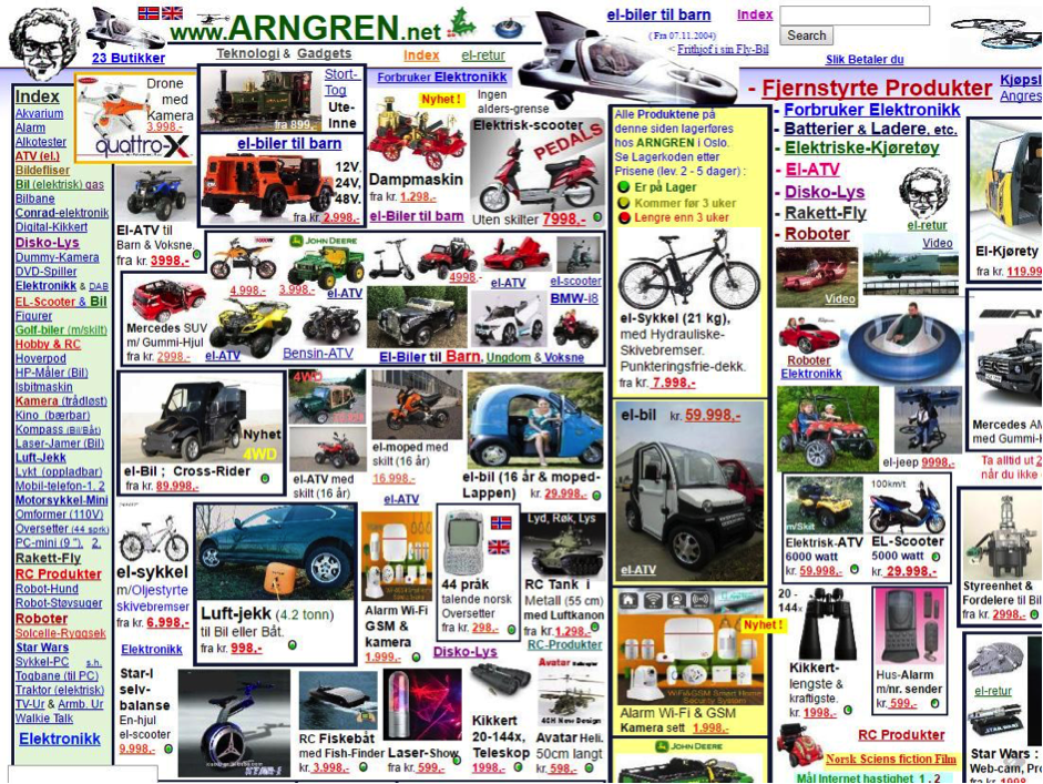 arngren Webdesign Taux d'optimisation de la conversion