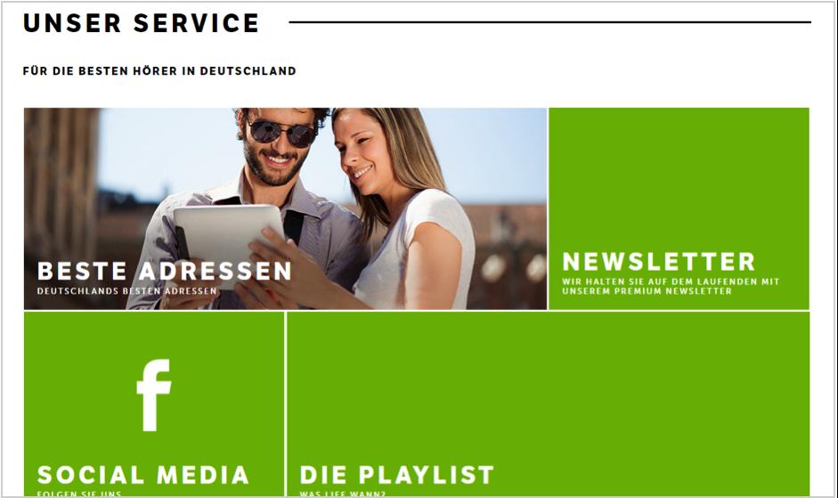 klassik-radio1 Marketing par courriel