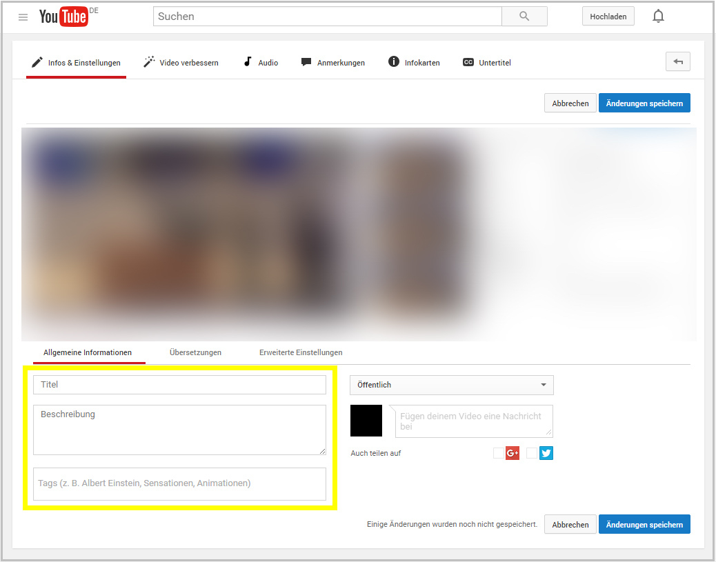 youtube video tag seo Vidéo marketing Vidéo marketing en ligne