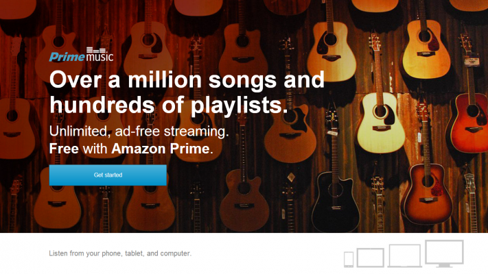 Amazon Prime Music 711x400 User Experience Boutique en ligne SEO Marketing en ligne