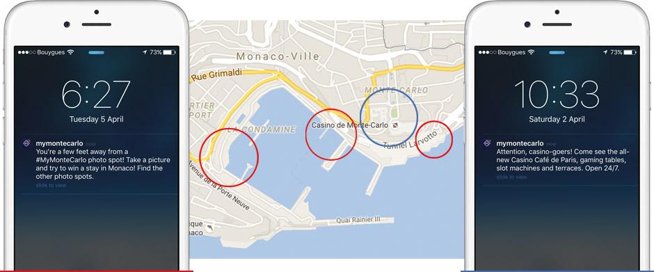 geofencing-v2 Marketing géolocalisé basé sur la localisation