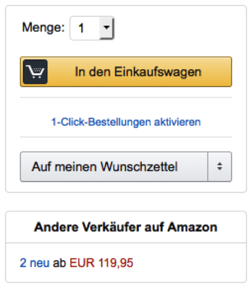 buybox SEO pour Amazon Amazon SEO