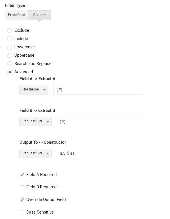 Optimisation du site Web hostname_display
