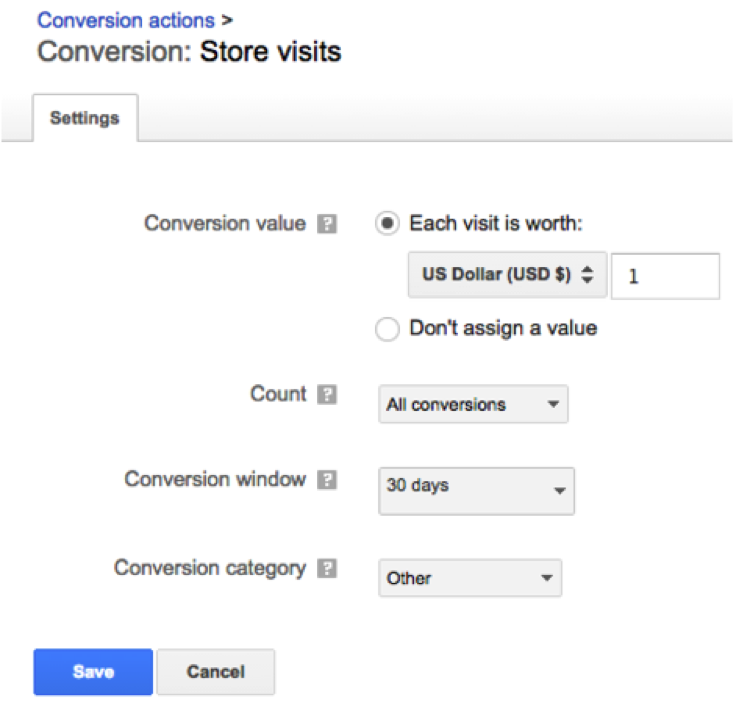 adwords Online Conversions Offline Conversions