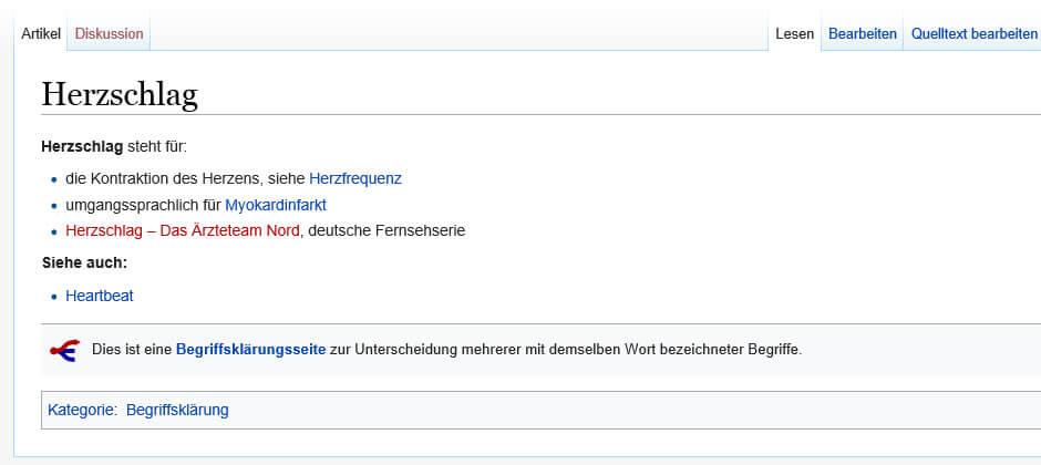 wikipedia-begriffserklaerungsseite Wikipedia Case Study