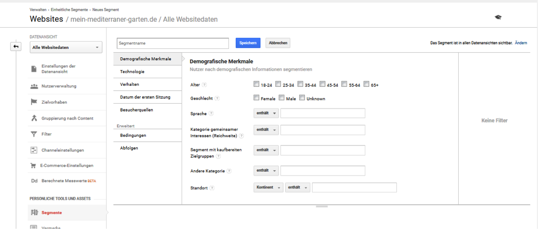 Dashboard7 Tableau de bord Google Analytics