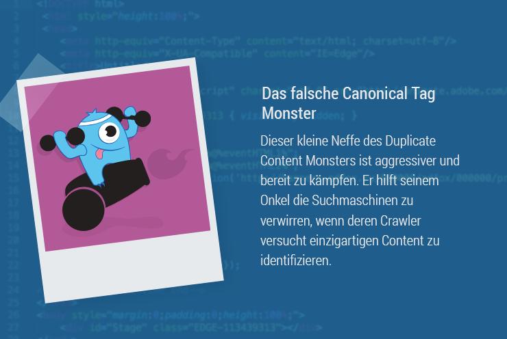 Magazine Monster Wrong CanonicalTag SEO Canonical Tag