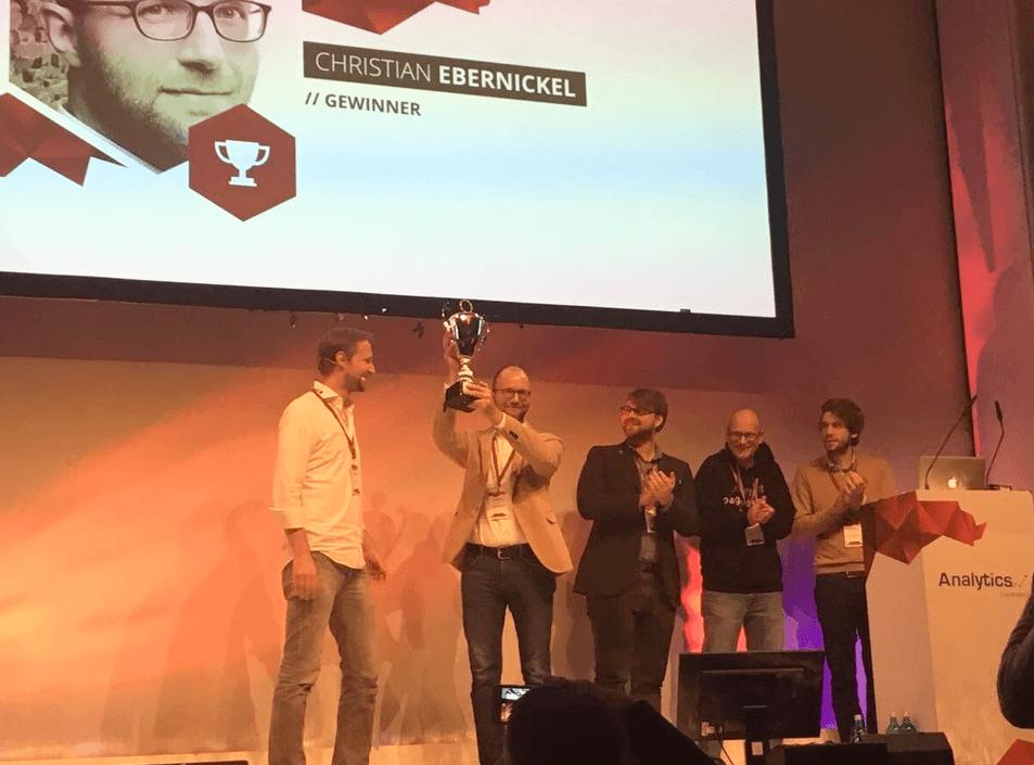 award Trakken Google Analytics Summit Attributionsmodellierung Attribution
