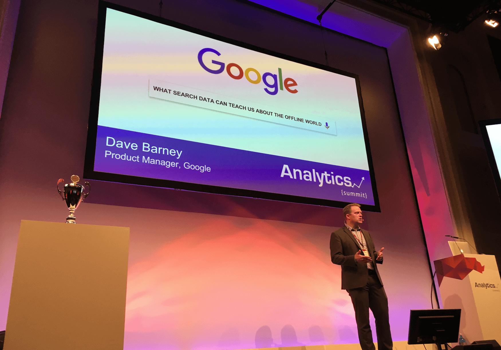 keynote-neu Trakken Google Analytics Summit Attributionsmodellierung Attribution