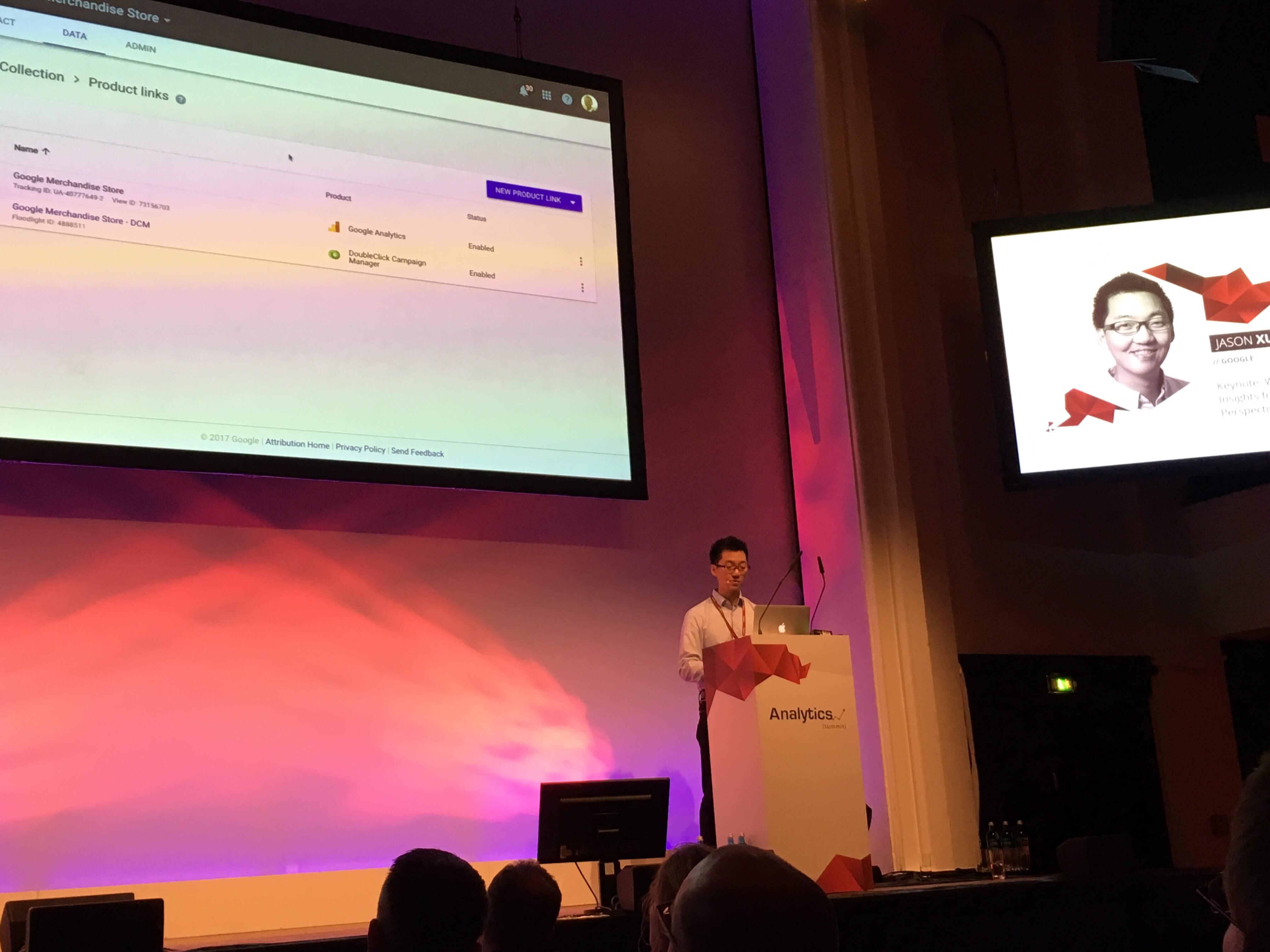 keynote2 Trakken Google Analytics Summit Attributionsmodellierung Attribution