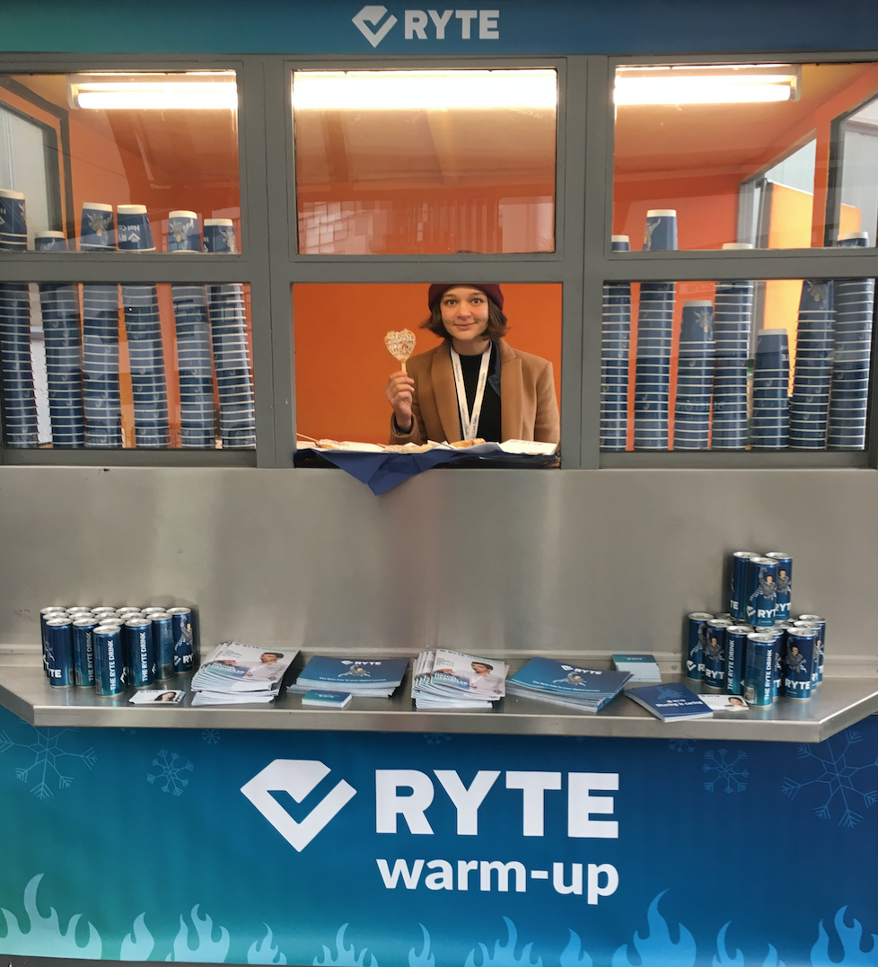 Ryte Stand