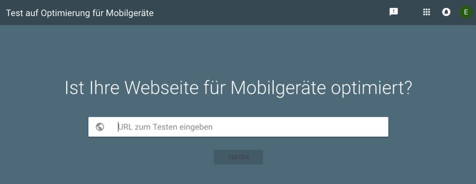 Mobile Test