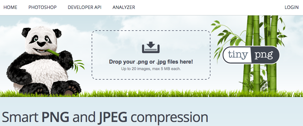 tinypng image compression