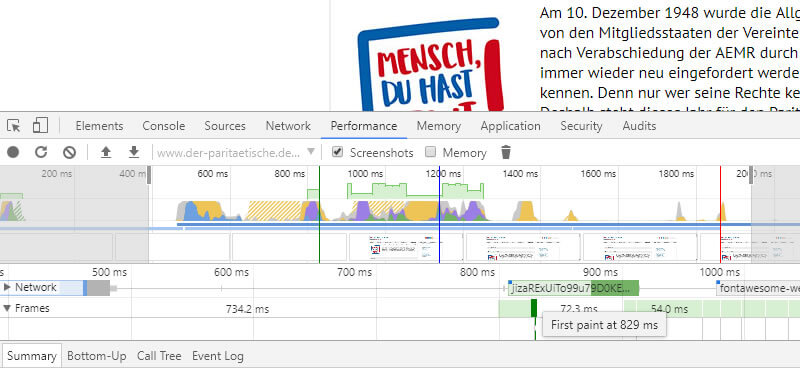 performance-messung-google-chrome