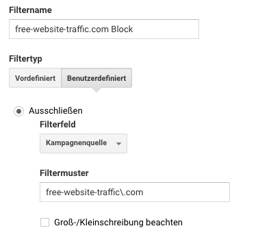 Google-Analytics-custom-filter-campaign-source