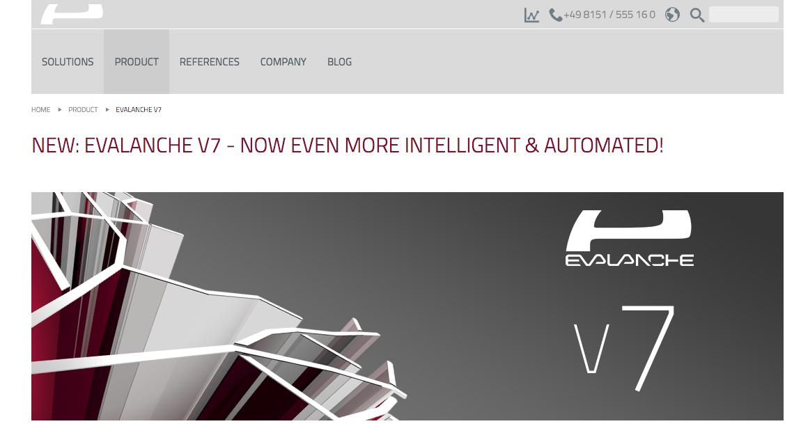 Evalanche-V7 E-Mail Marketing E-Mail
