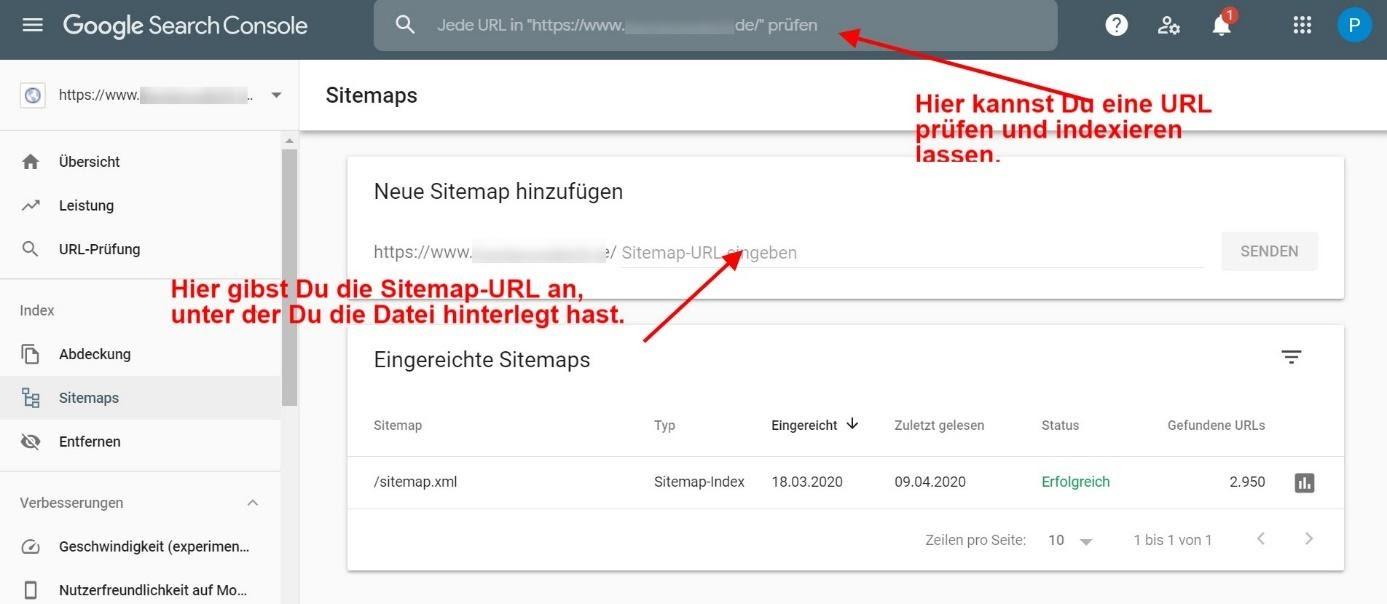 gsc-sitemap-url-indexieren