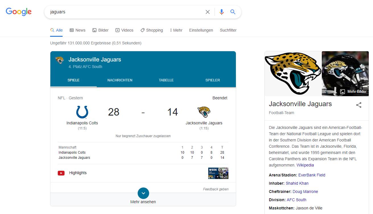 Abbildung-17-Suchergebnisse-fÅr-den-Begriff-jaguars-und-der-EntitÑt-Jacksonville-Jaguars