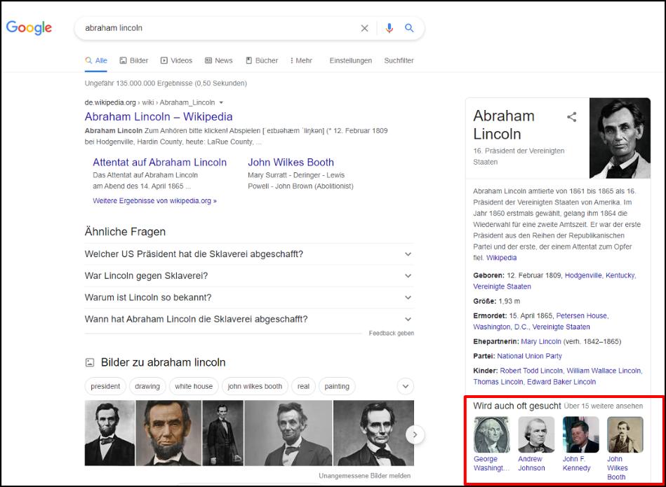 entität-Abraham-Lincoln