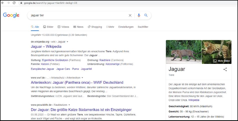 google-jaguar-tier